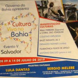 Cultura Viva na Bahia